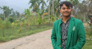 Nofri Duino Zora, mahasiswa Sastra Minangkabau, Universitas Andalas