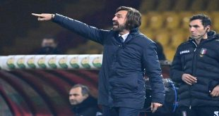 Andrea Pirlo Pelatih Juventus