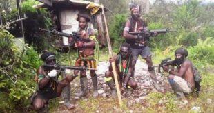 Kelompok Separatis Bersenjata di Papua