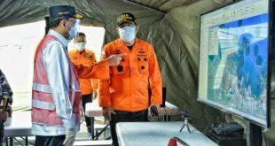 Upaya pencarian pesawat Pesawat Sriwijaya Air SJ 182 yang jatuh