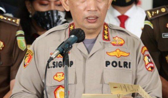 Kabareskrim, Komjen Listyo Sigit Prabowo, calon tunggal pengganti Kapolri Jenderal Idham Aziz