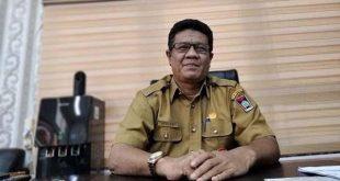 Kepala Dinas Sosial Kota Padang Afriadi