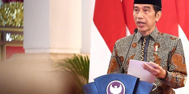 Kembangkan Lembaga Keuangan Syariah, Presiden Jokowi Luncurkan Gerakan Nasional Wakaf Uang