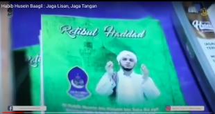 Habib Husein Baagil : Jaga Lisan, Jaga Tangan