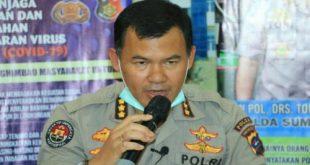 Kabid Humas Polda Sumbar Kombes Pol Satake Bayu menyebut oknum Polisi penembak DPO Judi Solok Selatan sudah ditahan