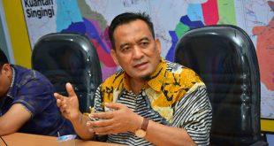 Anggota Komisi III DPRD Riau, H. Sofyan Siroj, Lc., M.M.