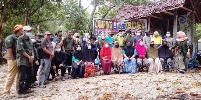 Kembali Berbagi, U-Forty Riau Salurkan Bantuan Sembako dan Alquran