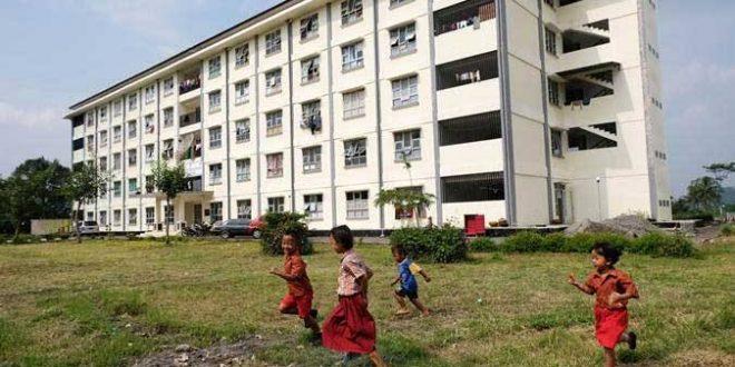 Rusunawa di Bekasi Ditarget Rampung Desember 2021